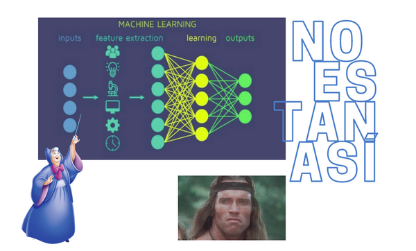 "Deep Learning y feature extraction: No es ""tan"" automático"